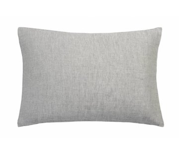 Vandyck PURE 22 pillowcase 40x55 cm Gray-011 (cotton / linen)