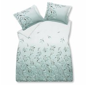 Vandyck DELICASY duvet cover 140x220 cm Vintage Green-166 (sateen cotton)