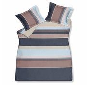 Vandyck ESSENCE duvet cover 140x220 cm Faded Denim-184 (sateen cotton)