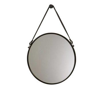 Aquanova Wall mirror THYMO Black-09