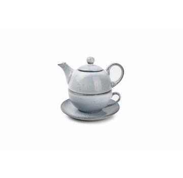 S&P ARTISAN tea for one (blue)