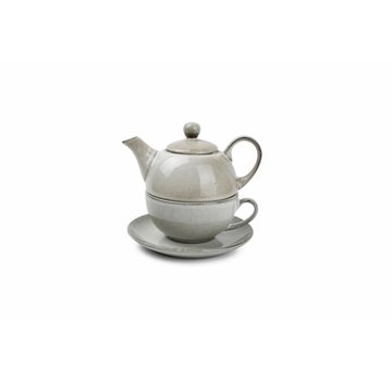 S&P ARTISAN tea for one (green)