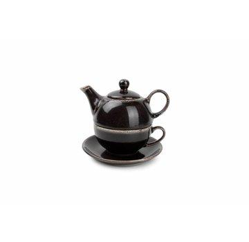 S&P ARTISAN tea for one (black)
