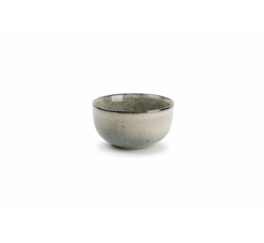 MERIDIAN kom / soepkom Ø 13cm grijsgroen (set/4) 850605