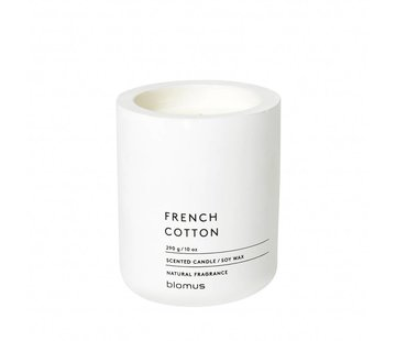 Blomus FRAGA scented candle French Cotton (290 grams)