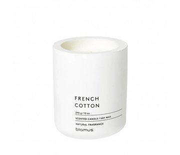 Blomus FRAGA vela perfumada algodón francés (290 gramos)