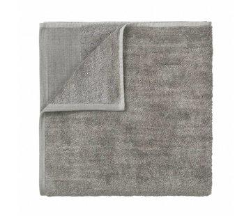 Blomus Bath towel GIO 70x140 cm Satellite (brown / gray melange)