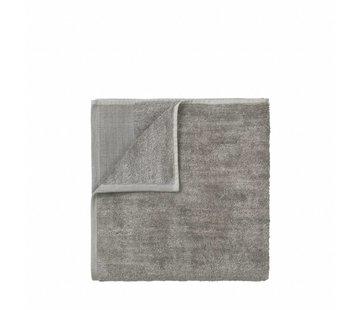 Blomus Håndklæde GIO 50x100 cm Satellit (brun / grå melange)