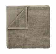 Blomus Bath towel GIO 70x140 cm Taupe (brown melange)