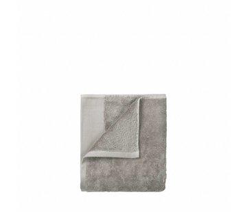 Blomus Toalla de invitado (set / 4) RIVA 30x30 cm Satélite