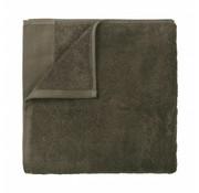 Blomus Badehåndklæde RIVA 70x140 cm Agave Green