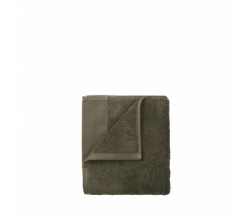 Blomus Guest towel (set / 4) RIVA 30x30 cm Agave Green