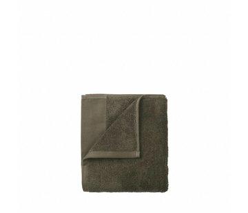 Blomus Toalla de invitado (juego / 4) RIVA 30x30 cm Agave Green