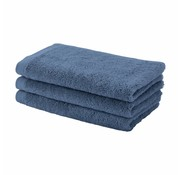 Aquanova Gästetuch-Set / 6 LONDON Farbe Denim-275