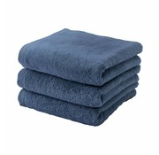 Aquanova Towel set / 3 LONDON color Denim-275 (55x100cm)