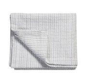 Vandyck Bedspread / waffle blanket PURE 31 Gray 260x260 cm
