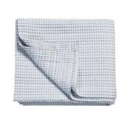 Vandyck Bedspread / waffle blanket PURE 31 Faded Denim 260x260 cm