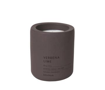 Blomus Vela perfumada FRAGA Verbena Lima (290 gramos)