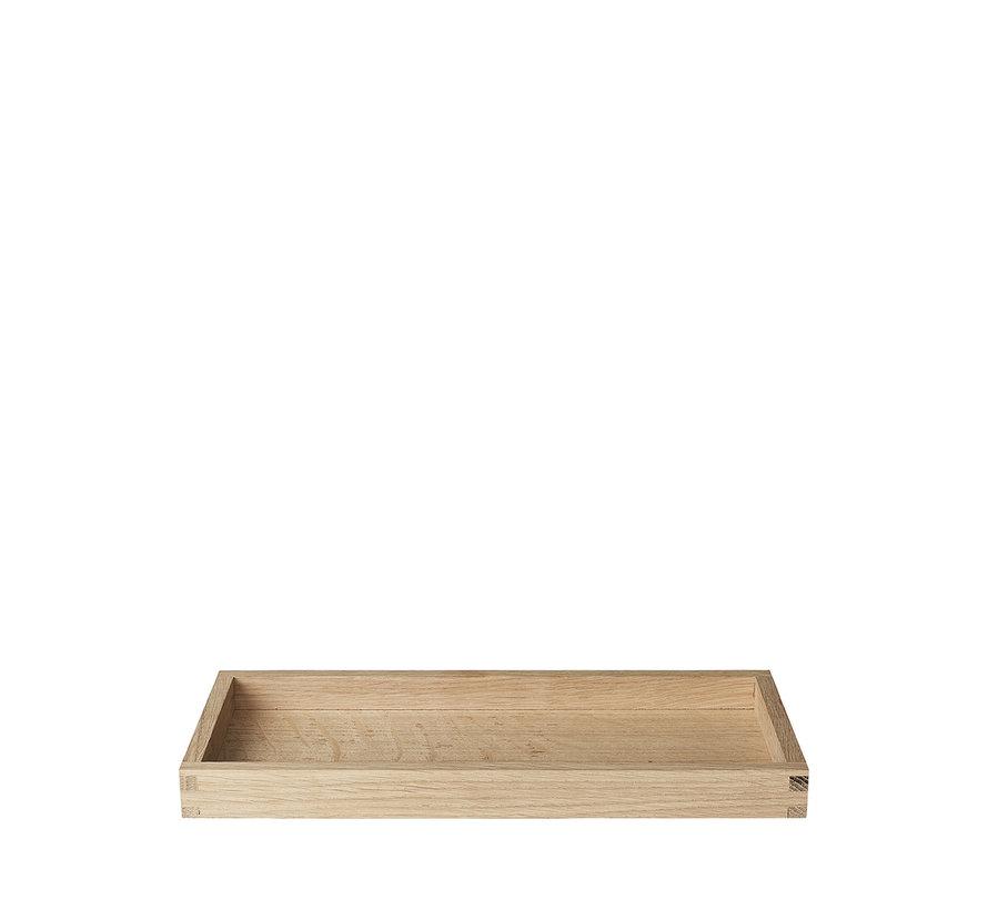 BORDA tray / dienblad 12x30 cm (63798)