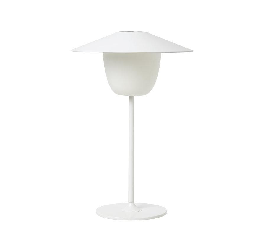 Lámpara LED ANI móvil (blanca) 65928