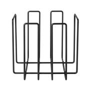 Blomus WIRES magazine rack (sort)