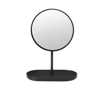 Blomus MODO cosmetic mirror (black)