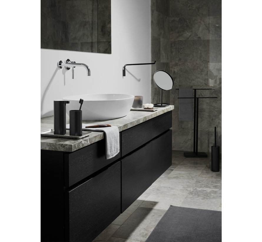 MODO towel rail pivotable (black) 69084