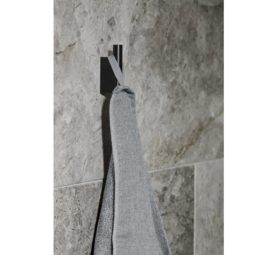 Gancho para toallas MODO (negro) 69086