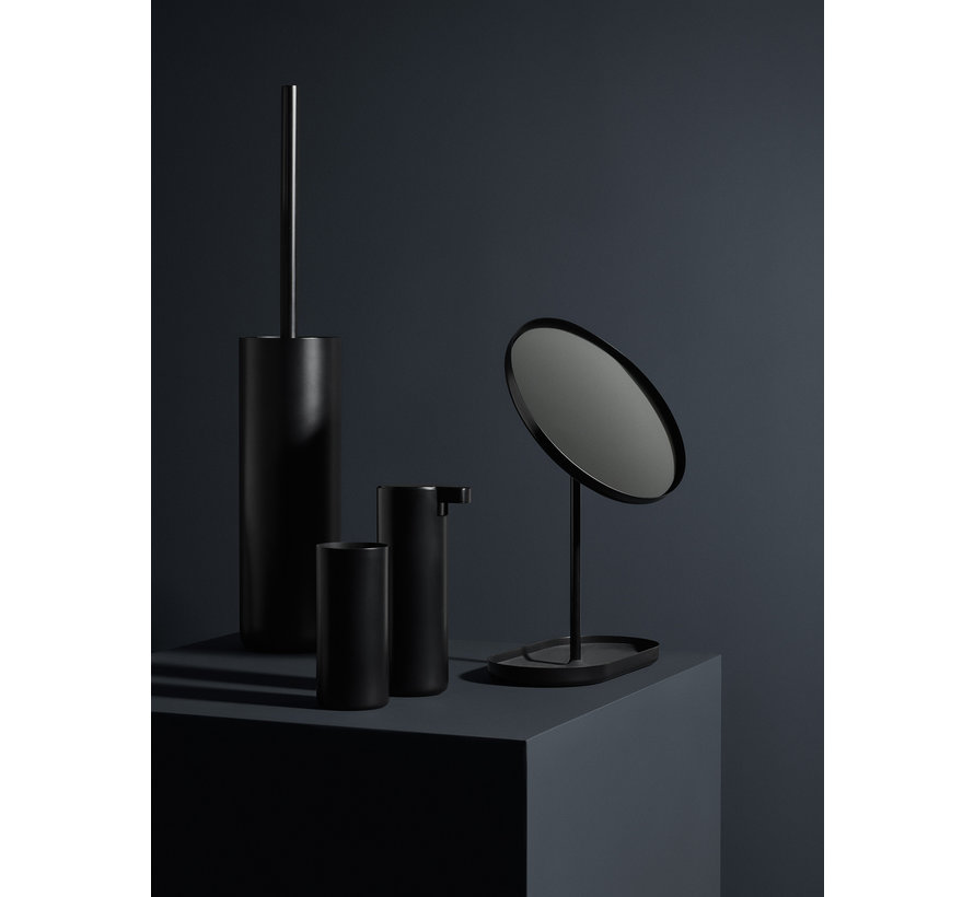 MODO cup / toothbrush holder (black) 69082