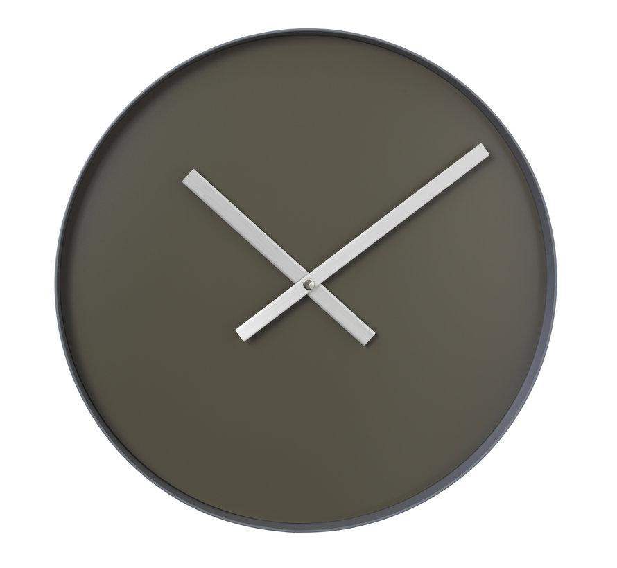 RIM reloj de pared 40 cm (asfalto) 65912