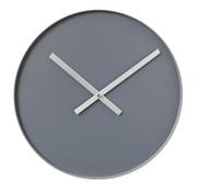 Blomus Reloj de pared RIM 40 cm (gris acero)
