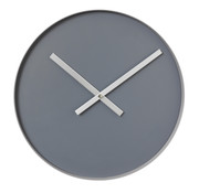 Blomus RIM wall clock 40 cm (steel gray)
