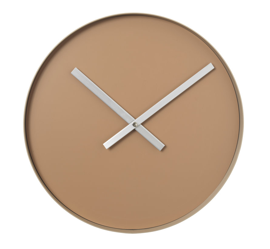 RIM wall clock 40 cm (indian tan) 65910