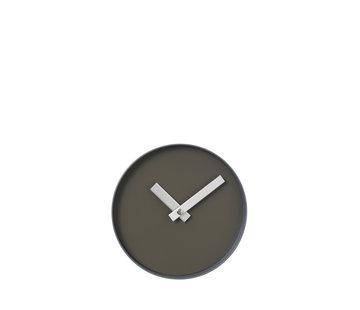 Blomus Reloj de pared RIM 20 cm (asfalto).