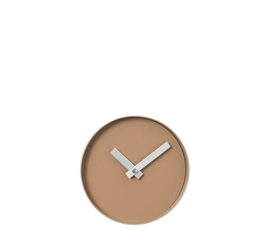 RIM wandklok 20 cm (indian tan) 65907