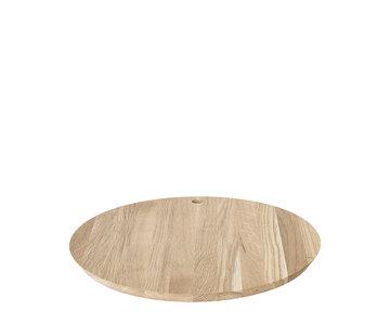 Blomus BORDA rund skærebræt 30 cm