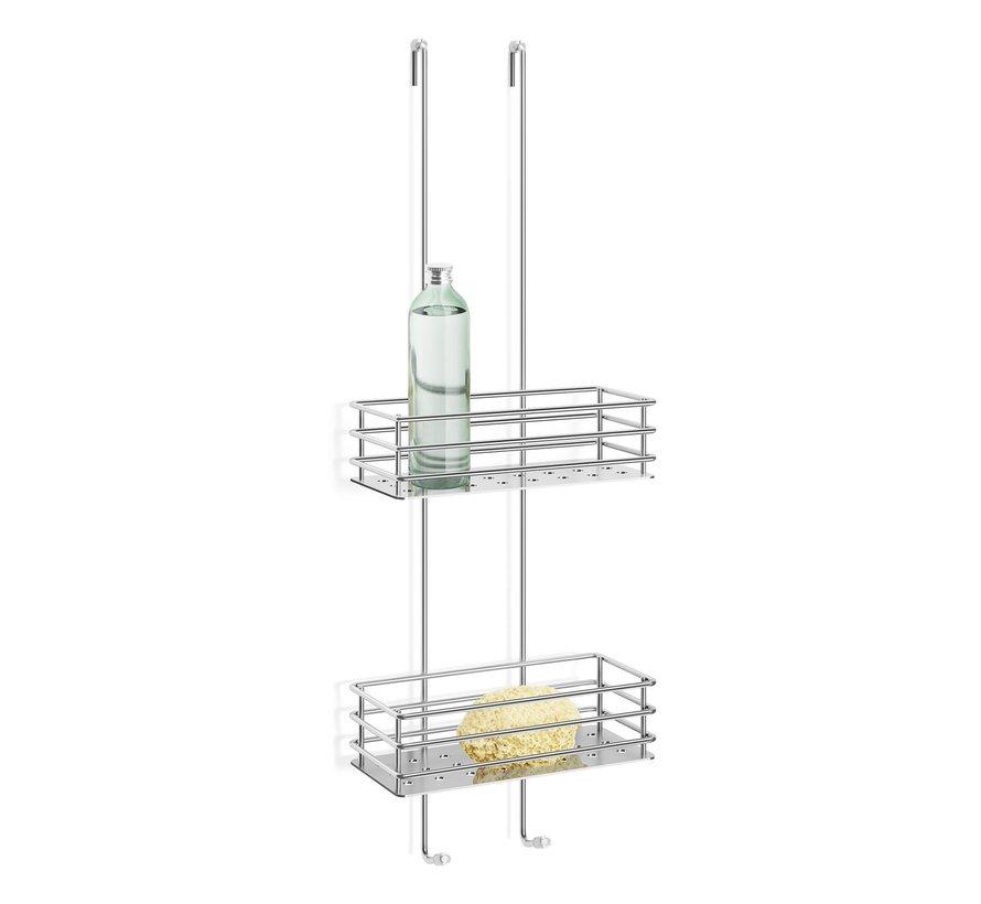 IPARO douchemand voor glaswand 40401 (glans RVS)
