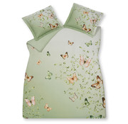 Vandyck Duvet cover SOFT HEARTED Vintage Green 200x220 cm (cotton)