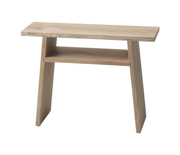 Aquanova Wooden stool MINK
