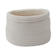 Aquanova Storage basket RENA Ivory-10 (Small)