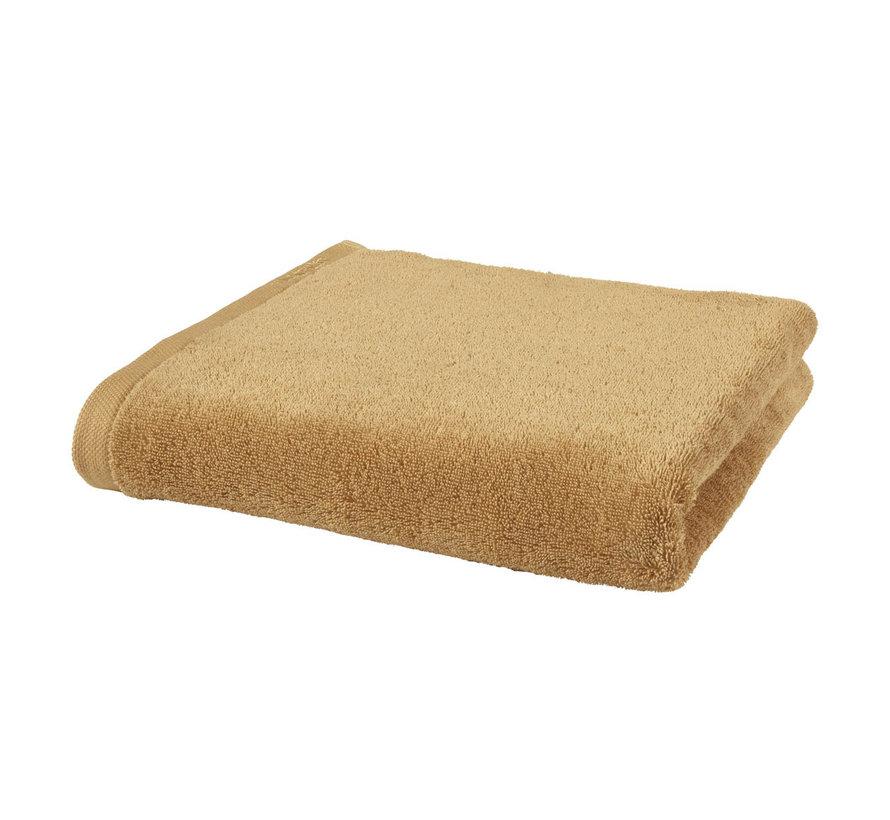 Bath Towel Set 3 London Color Ocher 443 Bath Amp Living