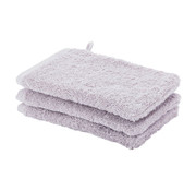 Aquanova Washand set/6 LONDON kleur orchid-811