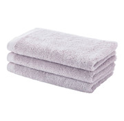 Aquanova Guest towel set / 6 LONDON color orchid-811