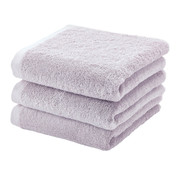 Aquanova Towel set / 3 LONDON color Orchid-811 (55x100cm)