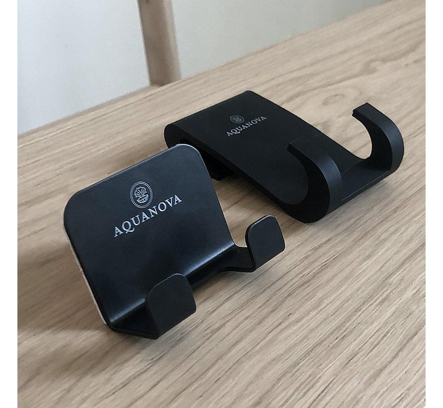 ARVID douchewisser (zwart) ARVBWM-09