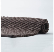 Aquanova MAKS Chocolate-101 bath mat