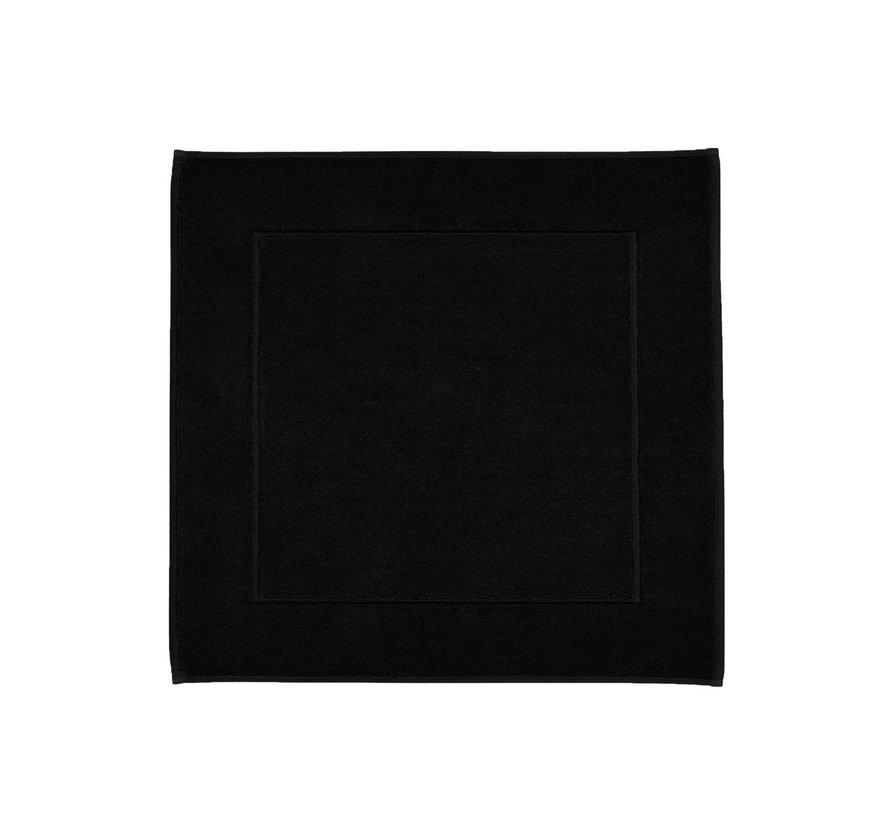 Alfombra de baño LONDON Black-09, negro (LONBM-09)