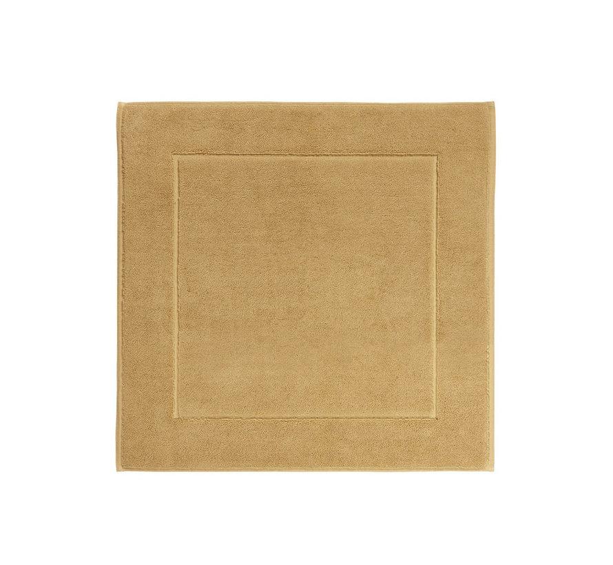 Bath mat LONDON Ocher-443, yellow ocher (LONBM-443)