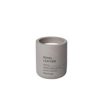 Blomus Vela perfumada FRAGA Royal Leather (114 gramos)