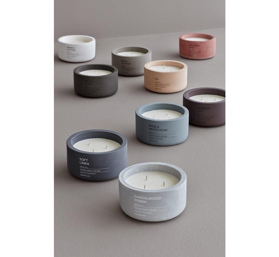 FRAGA scented candle Sea Salt & Sage (400 grams) 65956